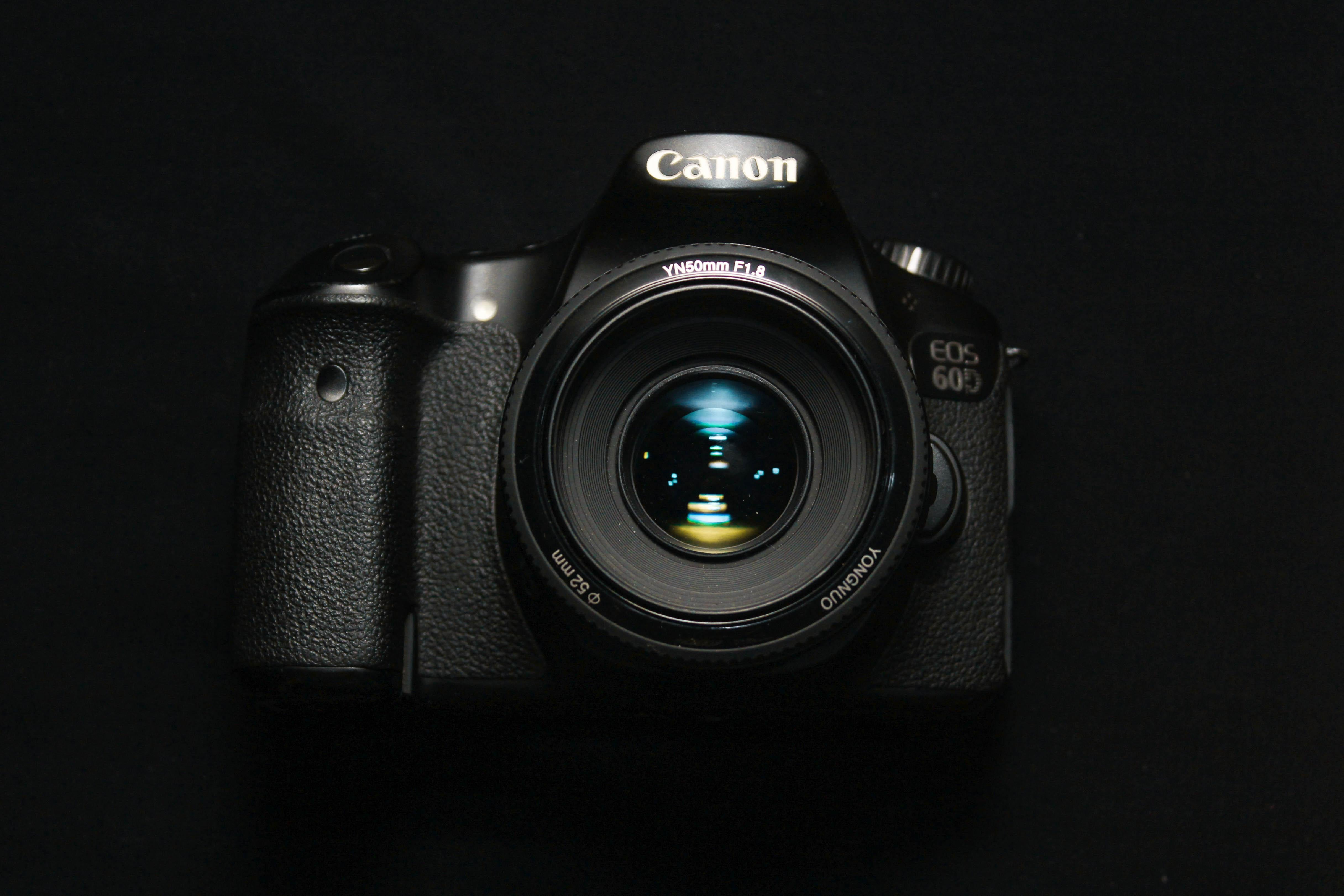 Body of DSLR Camera